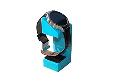 Huawei Watch Stand, Artifex Charging Dock Stand for Huawei Watch, New 3d Printed Technology, Smartwatch Cradle