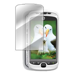 Mirror Screen Guard LCD Protector for HTC myTouch 3G Slide T-Mobile