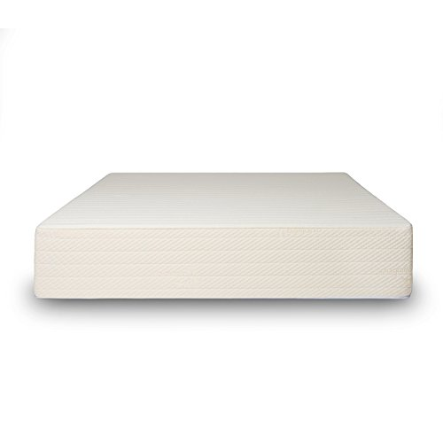 Brentwood Home Bamboo Mattress, Gel Memory Foam, 10-Inch, Full