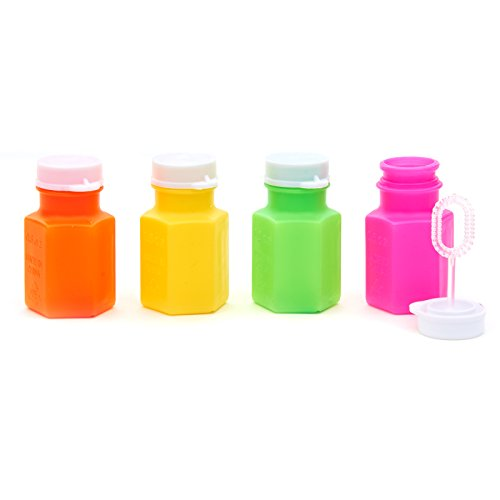 Bubbles - 0.6 oz size - 24 per unit colors vary