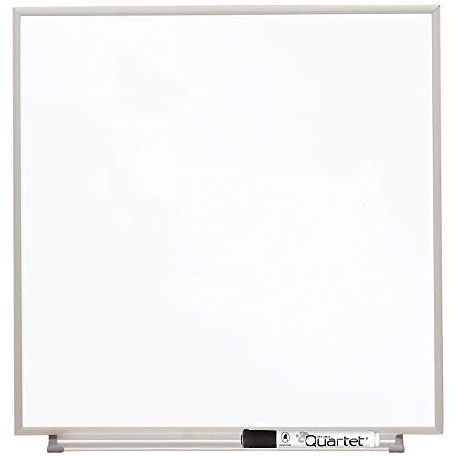 Quartet M2323 Matrix Magnetic Boards, Painted Steel, 23 x 23, White, Aluminum Frame