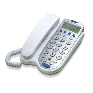 Jwin Jtp580Wht Speakerphone With Caller Id (White)