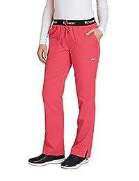 Barco Grey's Anatomy Active 4275 Women's Logo Waist Drawstring Pant