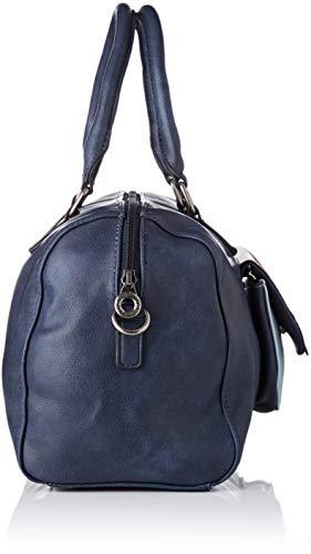 blue Donna Little Cm Blu L w lm Marcel Blue 17x25x45 X blue H Bowling Kr11 Borsa 8qYg80