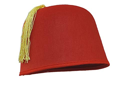 Doctor Who 11th Doctor Female Costumes - Adult Size Red Felt Dr. Who