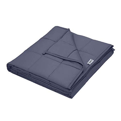 2. ZonLi Weighted Blanket for Adults Women, Men, Children