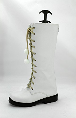 Touken Gioco Online Ranbu Monoyoshi Sadamune Scarpe Cosplay Stivali Su Misura