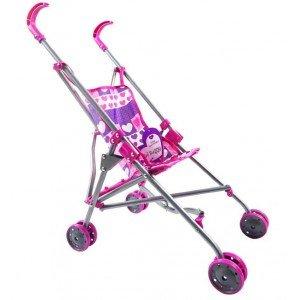 Poppenwagen - Carro de muñecas para bebé - Sweet Heart Mini
