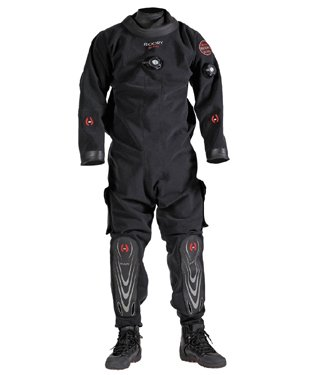 Scubapro Drysuit - HOLLIS BX200 BIODRY REAR ENTRY DRYSUIT FOR SCUBA DIVING (X-Small)