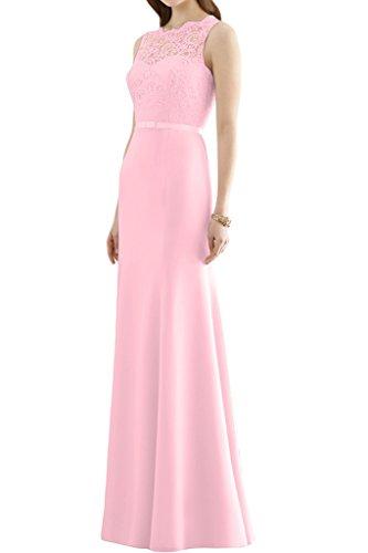 Missdressy -  Vestito  - linea ad a - Donna rosa 46