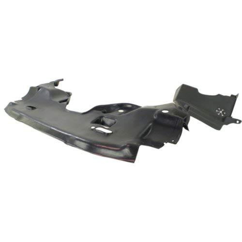 Engine Splash Shield Compatible with HONDA PILOT 2003-2005//MDX 2004-2006 Under Cover Front