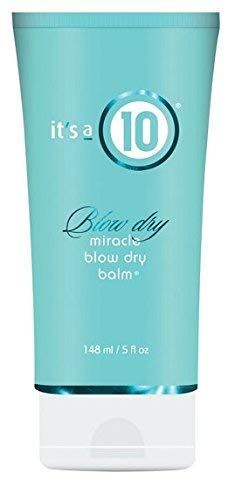 It's a 10 BLOW DRY Miracle Blow Dry Balm 5oz