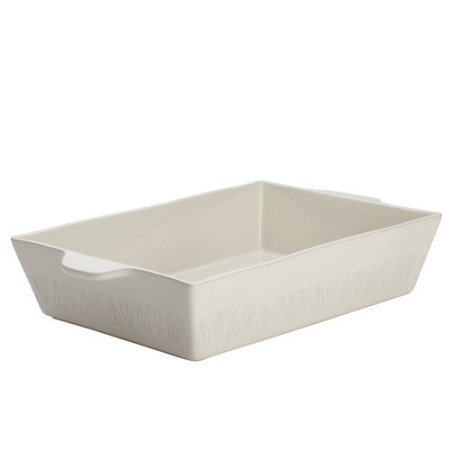 Ayesha Curry Home Collection Stoneware Rectangular Baker 9