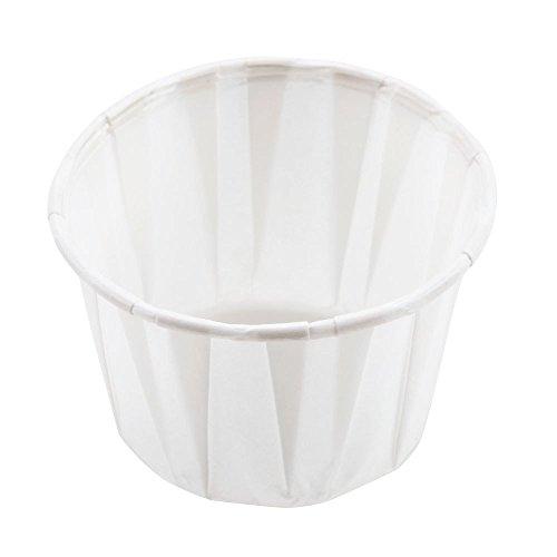 SOLO Paper Medicine Cups - 2 oz., Box of 250