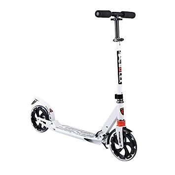 Scooter Plegable de Dos Ruedas Grandes para Adultos ...