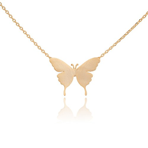 My Very Best Butterfly Necklace_
