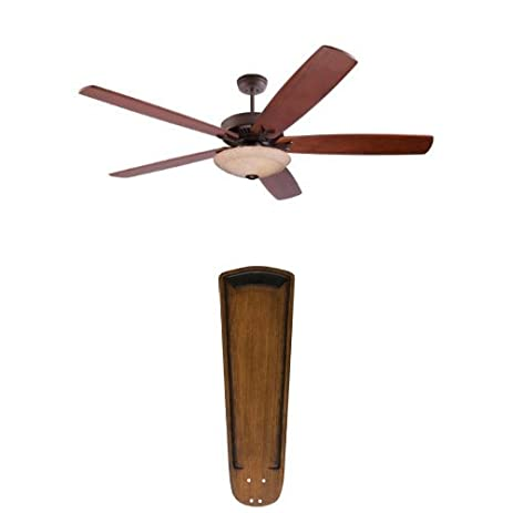 Emerson cf4801orb premium select ceiling fan oil rubbed bronze with emerson cf4801orb premium select ceiling fan oil rubbed bronze with emerson b91wa hand carved blades aloadofball Image collections