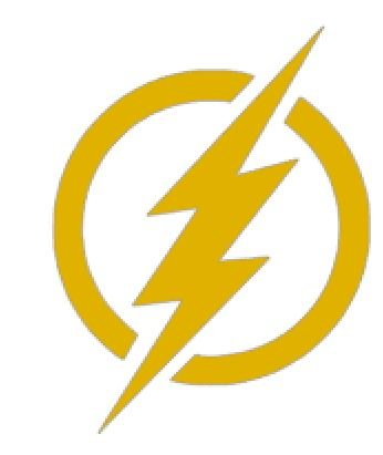 The FLASH LIGHTNING BOLT Decal For Cars Laptops Windows CellPhone MacBook