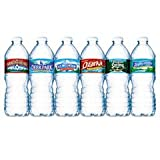 Nestle Bottled Water 16.9oz Per Bottle, 24 Bottle Case (Brand Varies By Region)