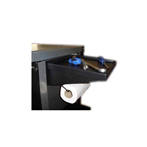 JBM 51436 - Colgador bandeja y papel para armarios