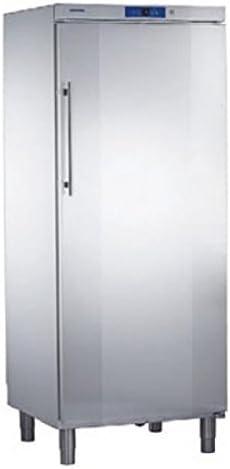 Liebherr GG 5260 Independiente Vertical 472L Acero inoxidable - Congelador (Vertical, 472 L, SN-ST, Acero inoxidable): Amazon.es: Hogar