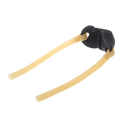 Koungyun Slingshot Band Group Traditional Rubber Latex Bands Catapult Powerful Pocket Hunting Outdoor Sports Elastic Replacement