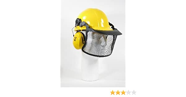 a04dc75c 3M Forestry System - Yellow - Hardhats - Amazon.com
