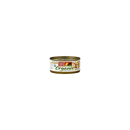 Valley Fresh Organic White Chicken  - 5 oz.-Pack of ()