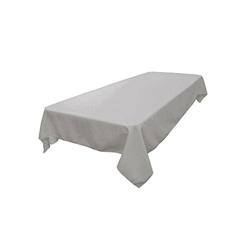 TRLYC Rectangular Tablecloth - 50x72 inch - Charcoal for sale  Delivered anywhere in Canada