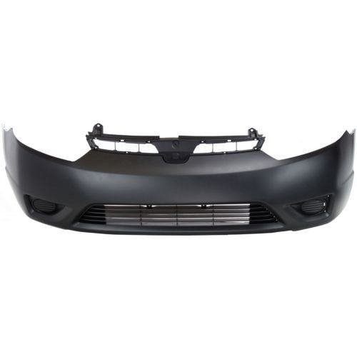 Go-Parts ª Aftermarket Replacement for 2006-2008 Honda Civic Front Bumper Cover 04711-SVA-A90ZZ HO1000237 for Honda Civic