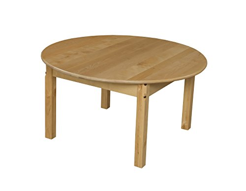 Cheap Wood Designs WD83620 Child's Table, 36″ Round with 20″ Legs