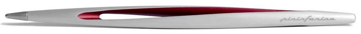 Red Pininfarina Aero Pen by Napkin Forever