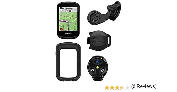 Garmin GPS Mano Ciclismo Edge 830 MTB Unisex Adulto, Negro(Negro), Talla Única: Amazon.es: Deportes y aire libre