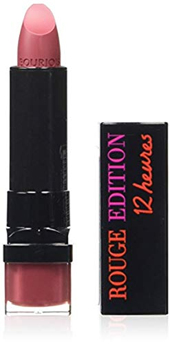 (Rouge Edition 12 Hours - # 30 Prune Afterwork by Bourjois for Women - 0.12 oz Lipstick)