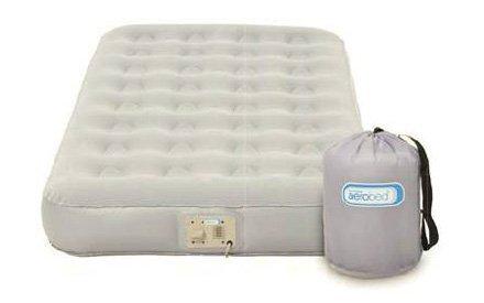 AeroBed SleepEasy Double - colchón hinchable - cama hinchable con ...
