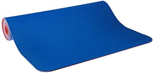 prAna E.c.o. Yoga Mat, Future Blue, One Size