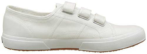 Superga 2750 Cot3velu - Zapatillas Unisex adulto Weiß (white)