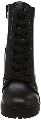 Botas Negro Ankle Boot Steve Laurie Para Madden black Mujer TwC0I