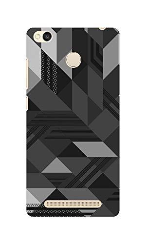 Sankee Polycarbonate Back Cover for MI Xiaomi Redmi 3S Prime   Multi Coloured