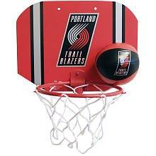 fan products of NBA Portland Trailblazers Slam Dunk Softee Hoop Set