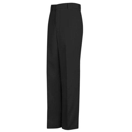 Red Kap Men's Utility Uniform Pant, Black, 32x34
