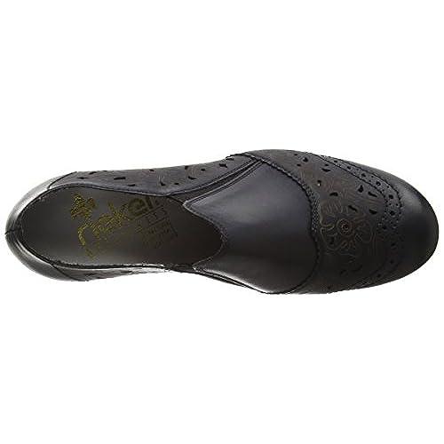 LoafersMocassins Femme Women Quality High Tsf 41757 Rieker PXkuiOZ