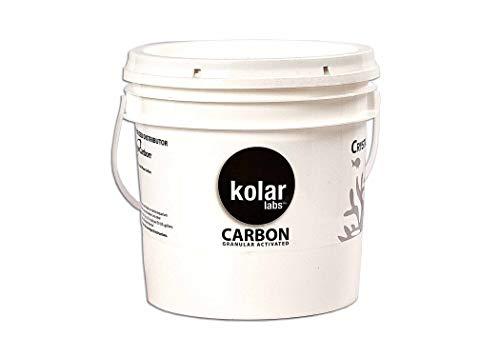 (CRYSTAL CAL Aquarium Carbon, GAC 1.3 kilo(3lbs), reef grade, CALGON CARBON)
