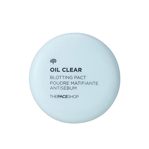 Face Shop Clear Blotting Powder product image