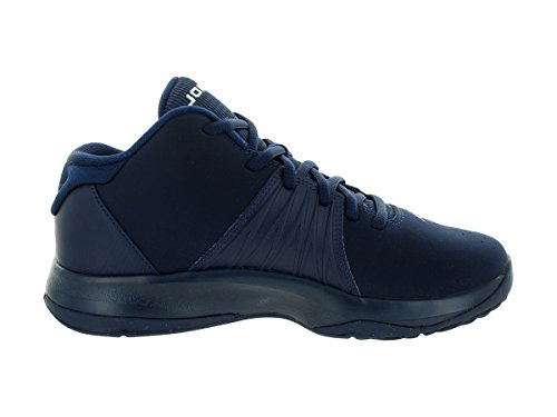 Jordan Nike Børn 05:00 Bg Midnat Marineblå / Hvid / Mid Flåde Træning Sko 7 Børn Os XXmPHtIg
