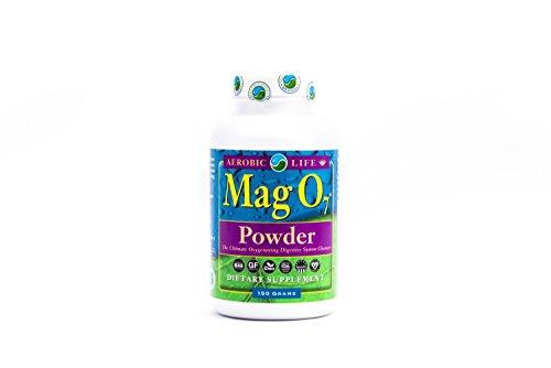 Aerobic Life Mag 07 Oxygen Digestive System Cleanser Powder, 150 Gram