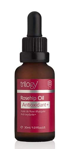 TRILOGY Rosehip Oil Antioxidant 30ml- deeply moisturising,helping to protect against environmental free radical damage,improves brightening, skin tone, fine lines and wrinkles, elasticity and firmness