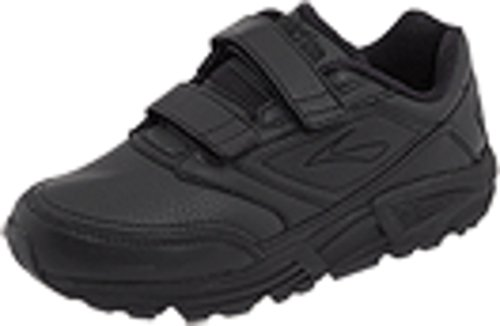 Brooks Women's Addiction Walker V-Strap Walking Shoe,Black,7.5 B by Brooks