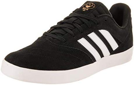 adidas Suciu ADV II Skate Shoes Black/White/Gold Metallic Mens Sz ...
