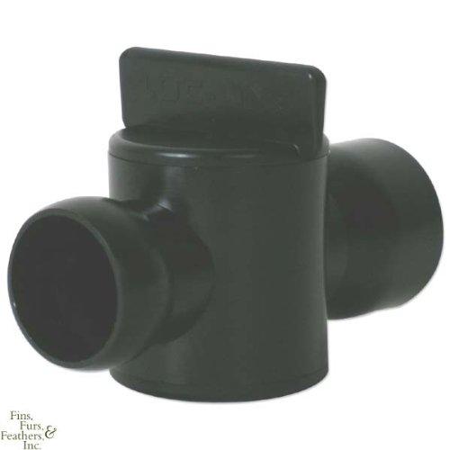 Loc-Line 1/2 inch Ball Socket FPT Valve (Valve Aquatic Ball)